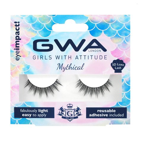 2e102d5759a Gwa lashes in style ARIELLE. Not used, brand new. Selling £7 - Depop