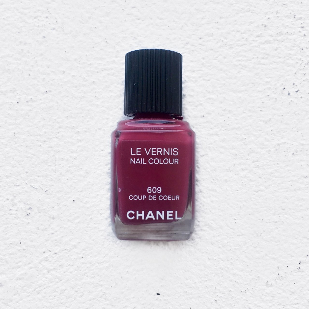 Original Chanel nail polish. The color is number 609 in the - Depop