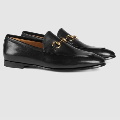 910c0f24a0a Brand new black Gucci loafers. Never worn