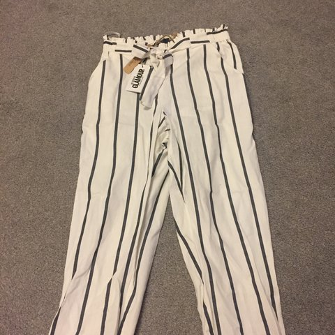 c17ae495e09316 Primark Brand New with tags Straight peg leg trousers blue - Depop