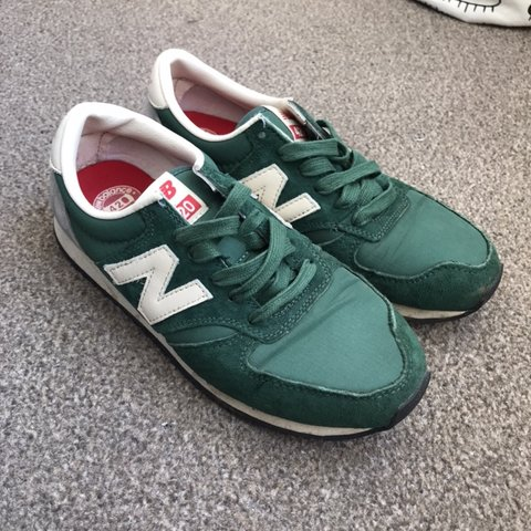half off abb7d 9009d  supitssophiee. 3 months ago. Dundee, United Kingdom. New Balance 420 Green