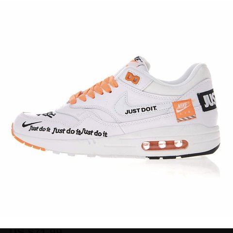5c910570f1 @danielchapman321. 3 months ago. Austin, United States. Nike Air Max 1 Just  Do It Men's Running Shoes Sport Outdoor ...