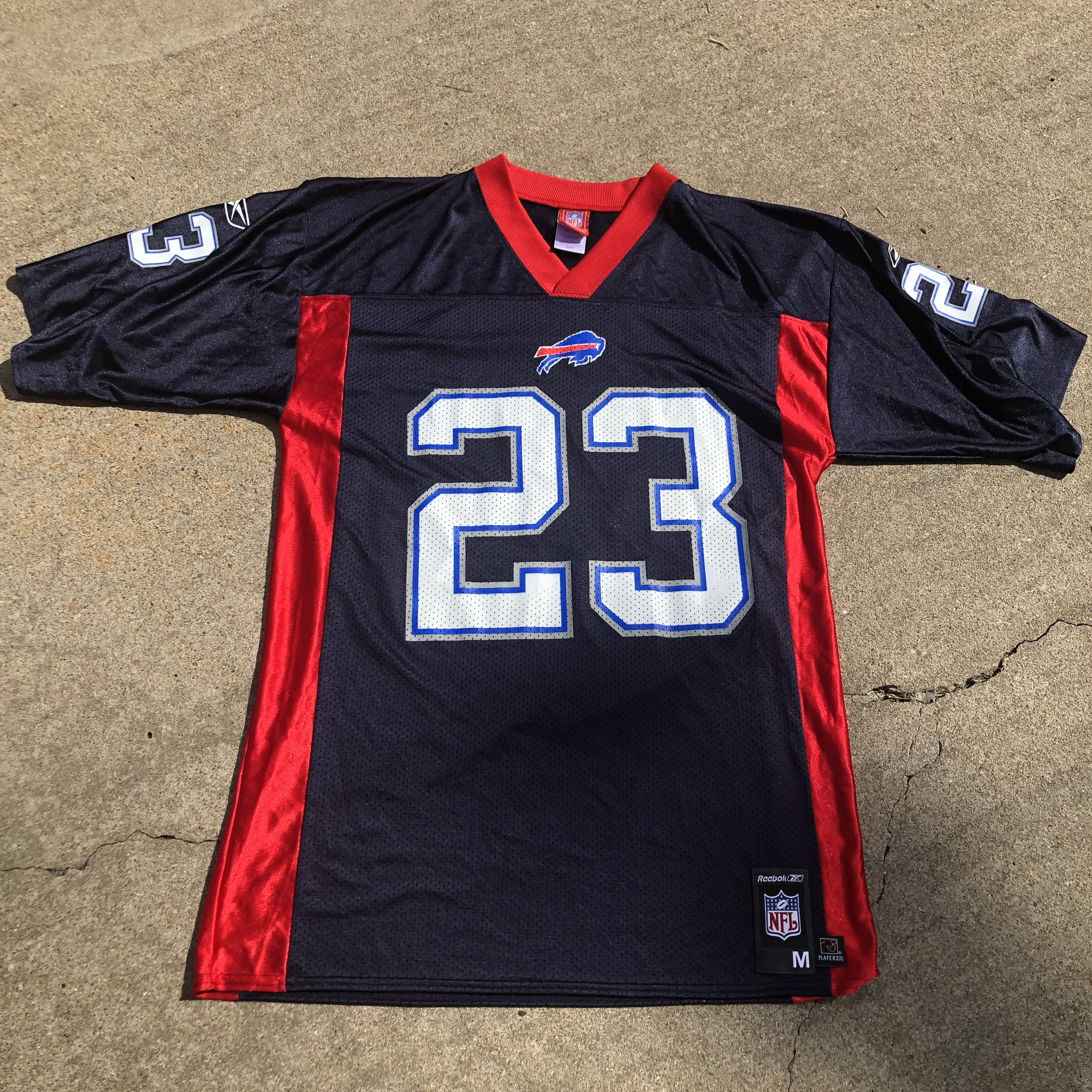 premium selection d71f0 fdc67 Marshawn Lynch Buffalo Bills Jersey. Jersey is in... - Depop