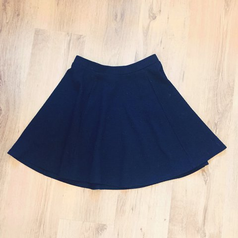 39101e5118 @corally123. last year. Swindon, United Kingdom. Thick BLACK SKATER SKIRT  from new look ...