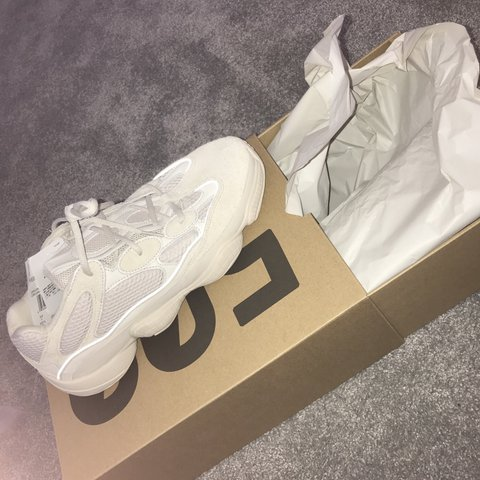 ac08a03bec460 Yeezy 500 desert rat Brand new with tags Ds Size 10 to if - Depop