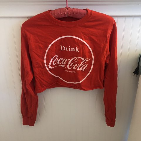 09bf6390757d80 really cool vintage retro looking red and white coca cola up - Depop