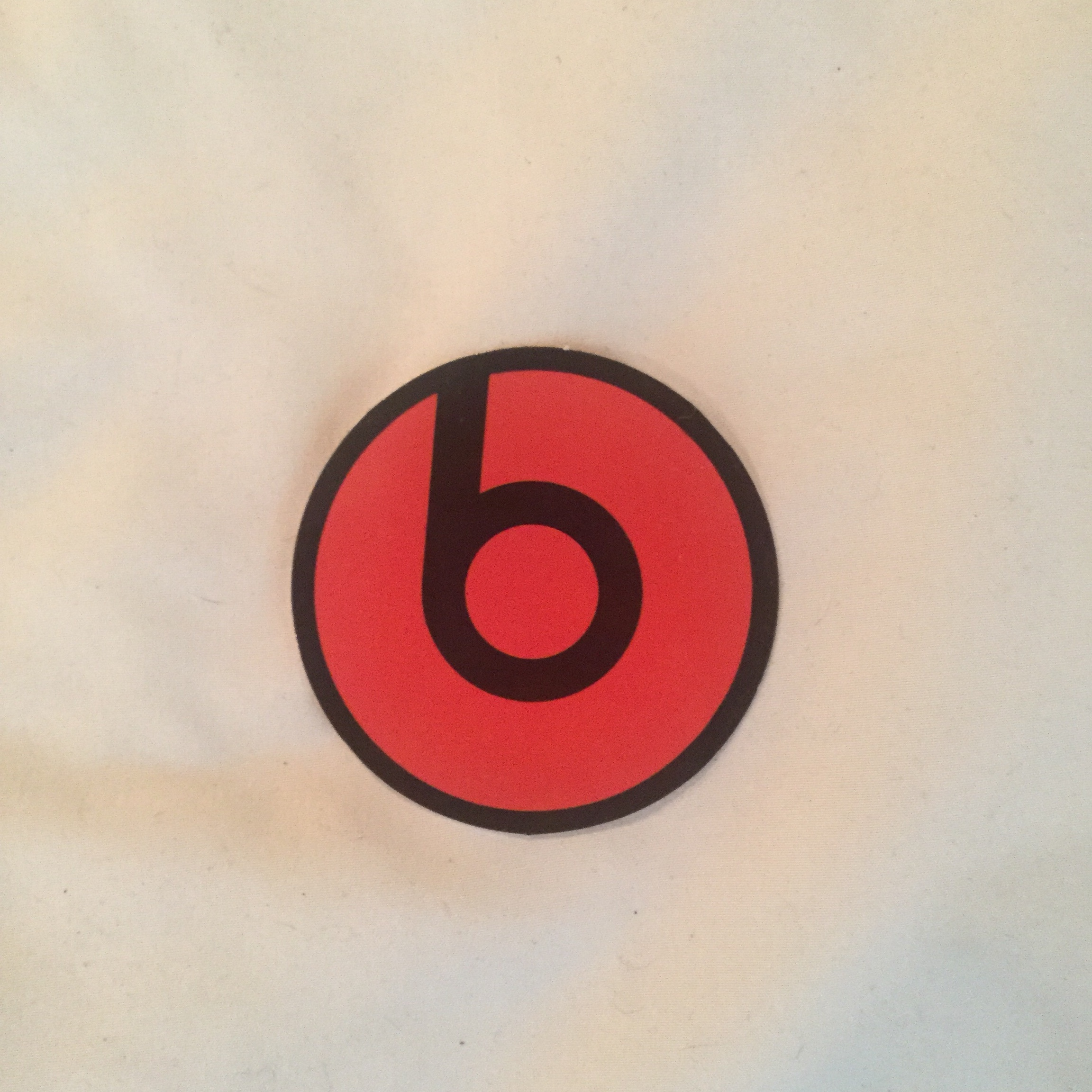Beats by Dre sticker! Free shipping on all stickers!    - Depop