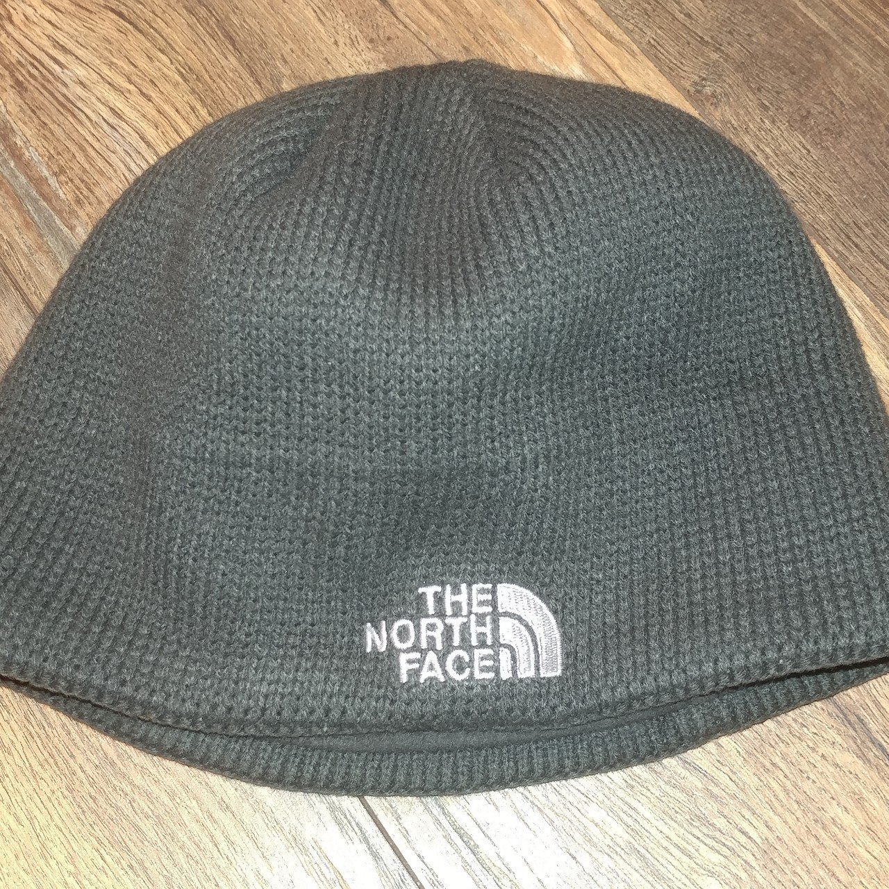 North Face beanie Good condition One size fits most - Depop 602305df6c2