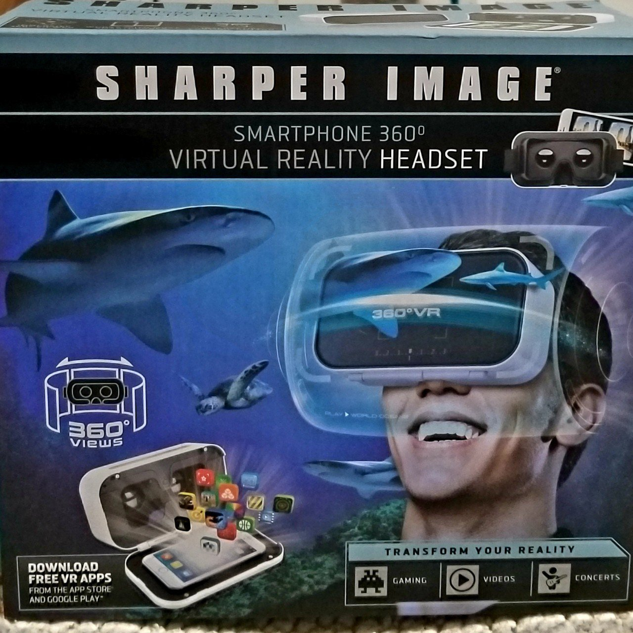 Brand New Free Shipping This Vr Headset Is The Best Depop