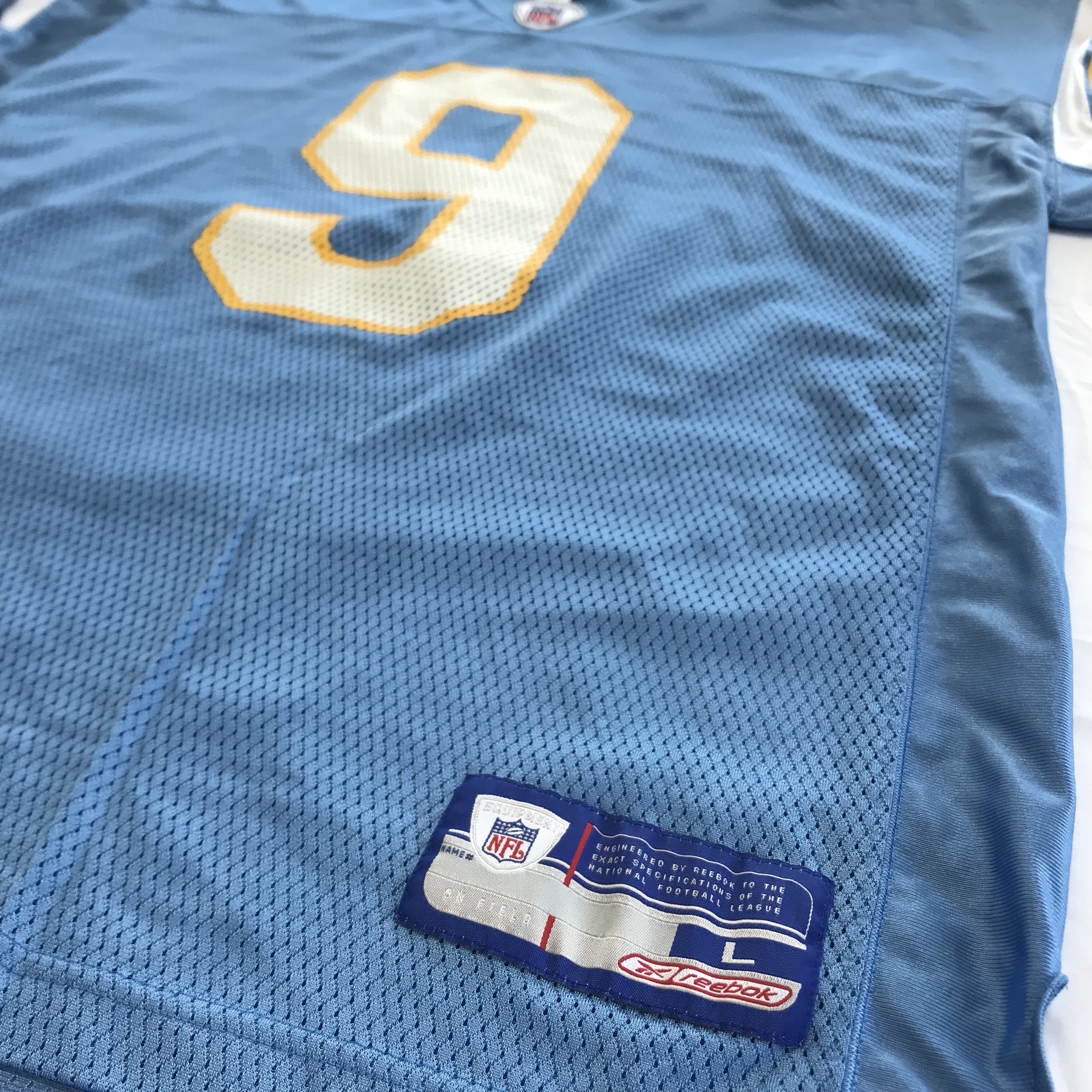 huge selection of f5970 b65b0 Drew Brees San Diego Chargers jersey. Size Large.... - Depop