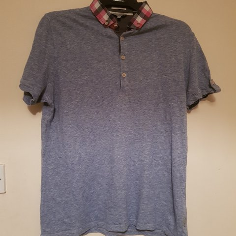 9fc47b7352c5 Vintage Men s Ted baker polo top