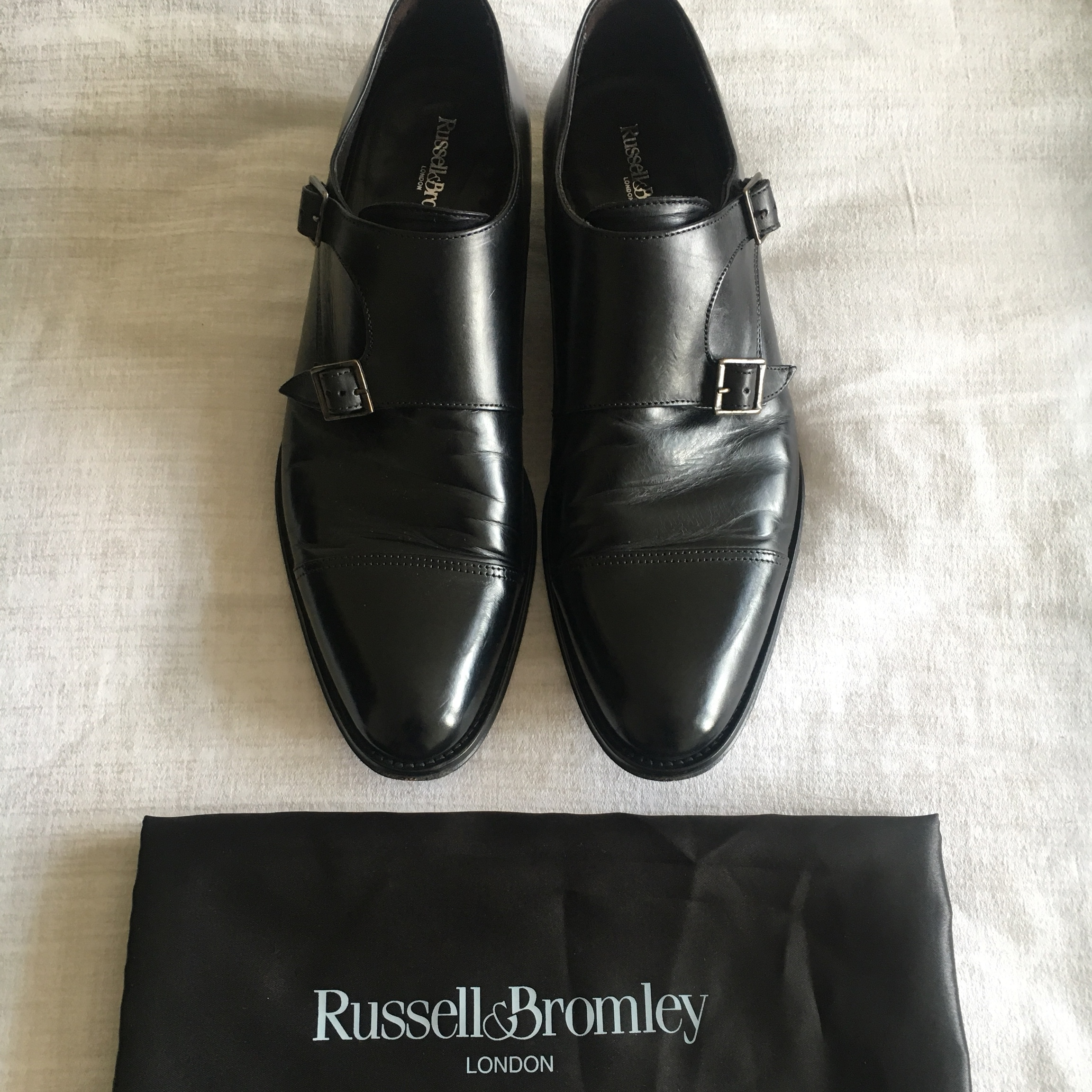 Smart Russell and Bromley Mens Shoe