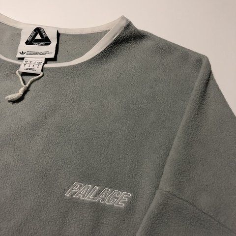 427c31718 Palace x Adidas fleece sweatshirt / jumper. SEND OFFERS. is - Depop