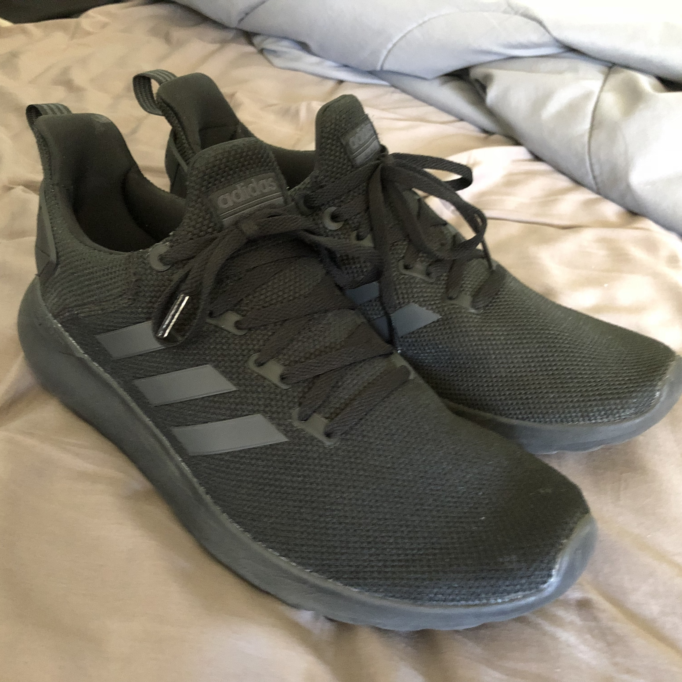 Adidas CloudFoam Lite Racer BYD Just bought recently Depop