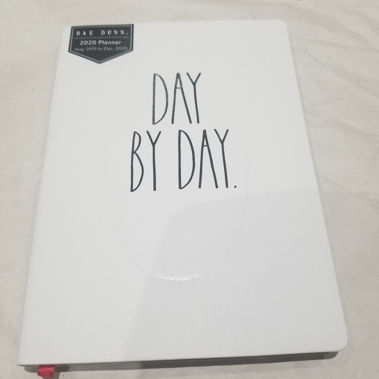 photo about Day by Day Planner known as Rae Dunn Working day Through Working day PLANNER Lower 3.5\