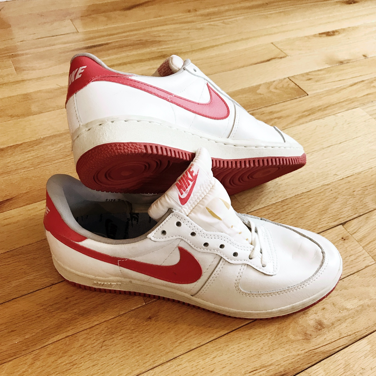 1835718e deathafterdeath. Boston, United States. Vintage Nike Low Top 80's 1984 NOS  Sample Basketball Shoes ...