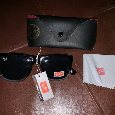 af4358c98a Ray Ban Lei Peng Glasses. Purchased for me by my and never - Depop