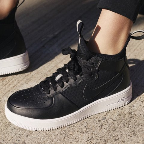 innovative design f9daa 959ba  by bly. last year. United States. Nike Air Force 1 UltraForce Mid ...