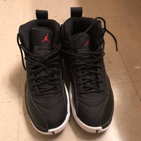 afebfb376bc @soulsellin. last year. Atlanta, United States. Air Jordan Retro 12  Neoprene Size 8. Worn once. Great condition like ...
