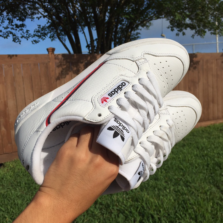 Adidas Continental 80 SIZE 6 in mens