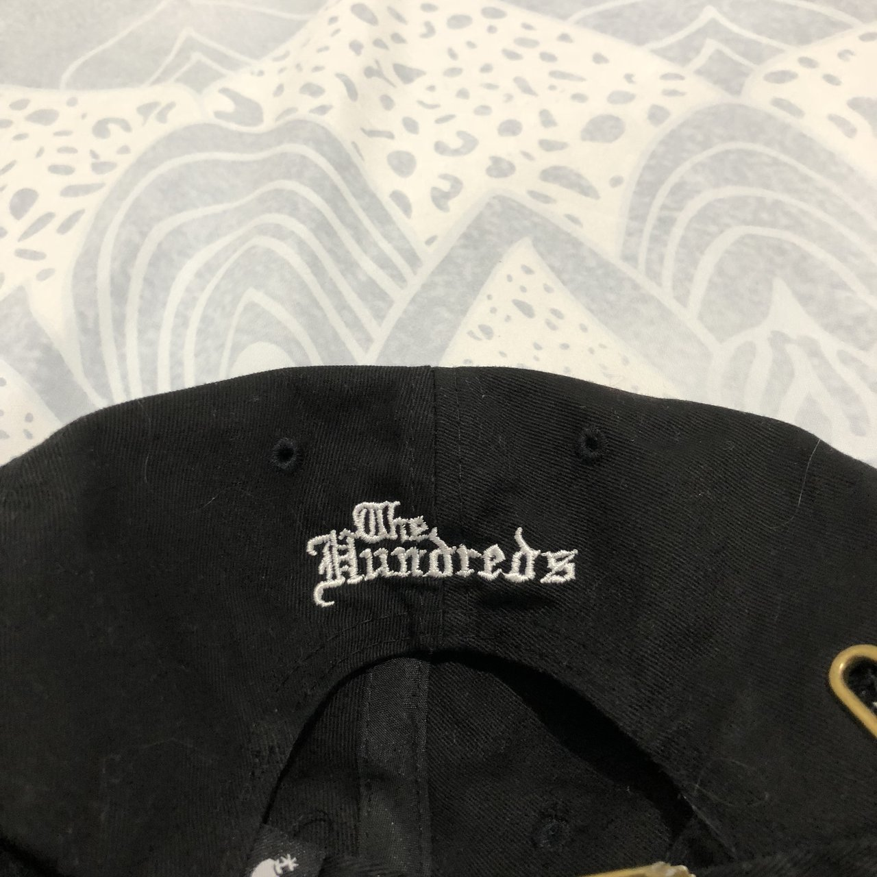 dcbe381bd9b The hundreds rose Dad hat 🌹 Perfect condition ✨✨✨MESSAGE - Depop