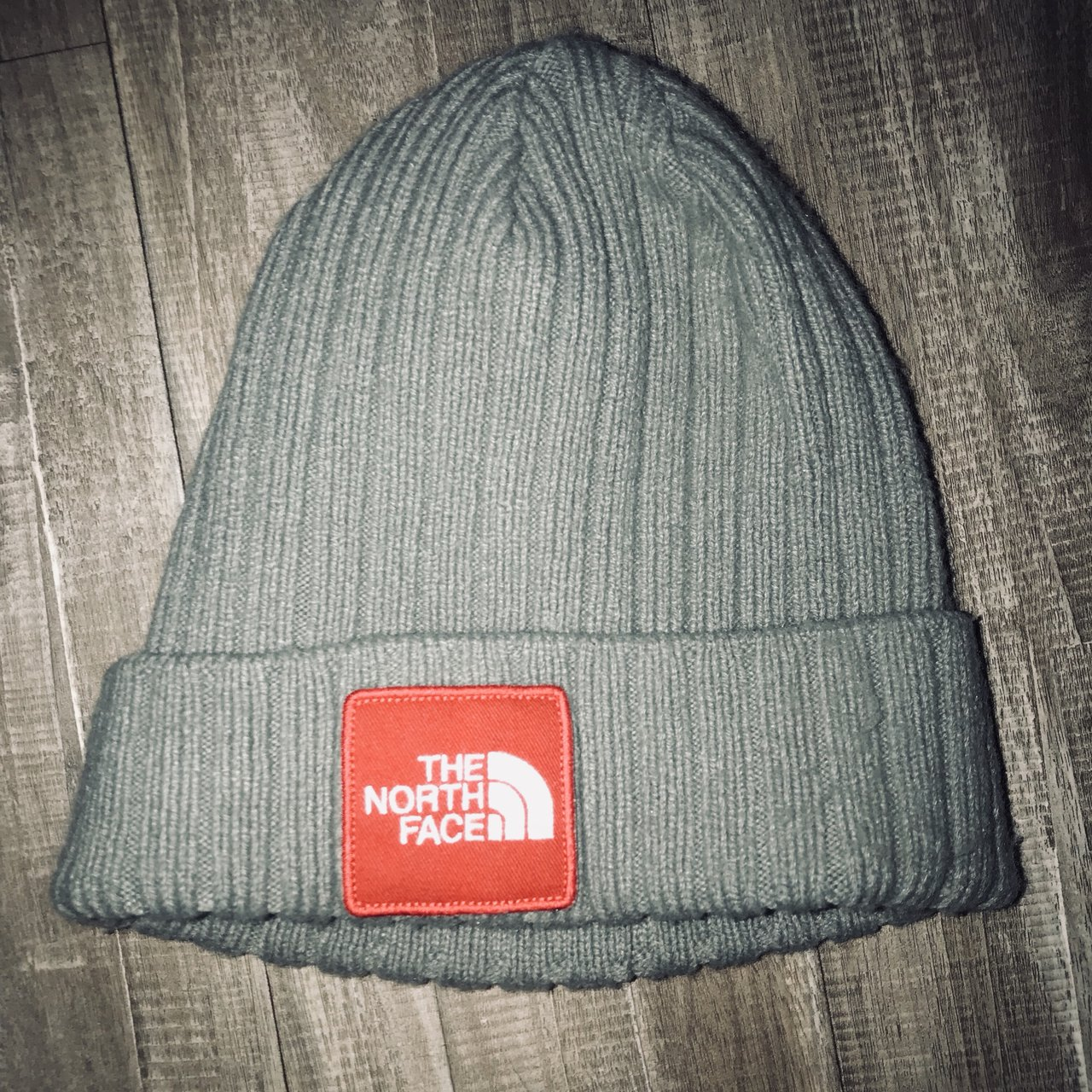 North face beanie!! Its in great condition. Only have worn - Depop c9cb9665c9b3