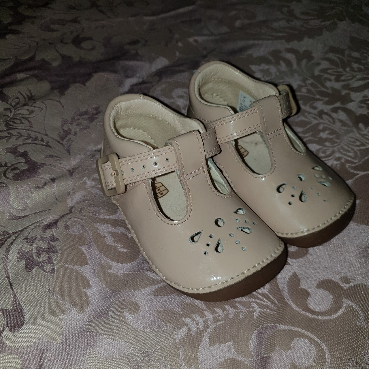Clark baby shoes. My first steps, Pre