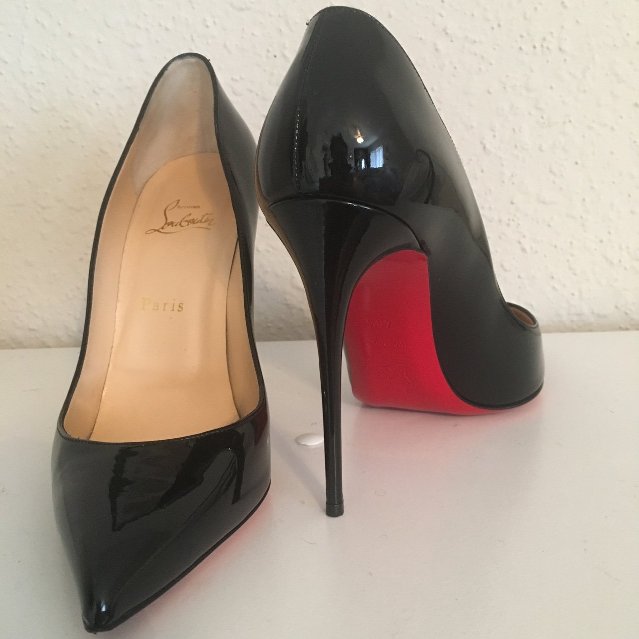 09975d97f katcordless. Houston, United States. Christian Louboutin pumps ...