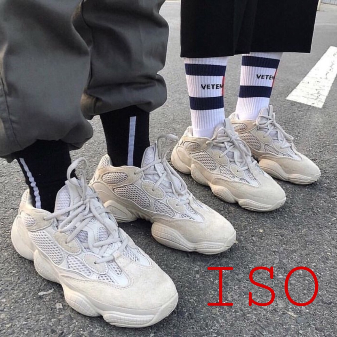 separation shoes 15865 49ae1 LOOKING FOR YEEZY 500 BLUSH WOMENS SIZE 6 MENS... - Depop