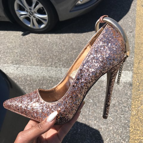 036db6c8a33a I purchased these Lousana Pumps from Just Fab. I ve never an - Depop