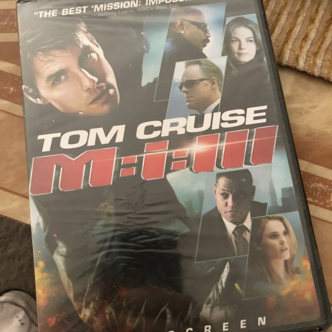 New mission impossible 3 Dvd Tom cruise Selling    - Depop