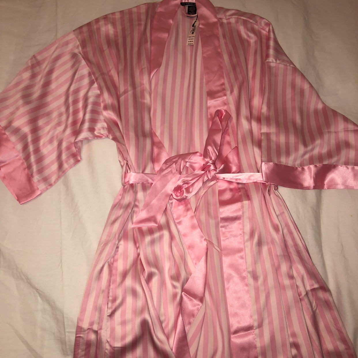 Silk Dressing Gown Victoria S Secret Factory Store