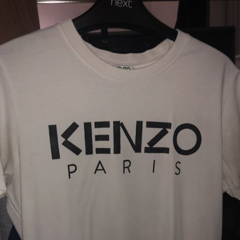 c056228789d @dannycarrington_. 7 months ago. Wigan, United Kingdom. Men's Kenzo Paris T- shirt.