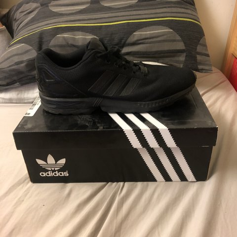 1b8ed750b MESSAGE ME BEFORE BUYING selling men s adidas zx flux New - Depop