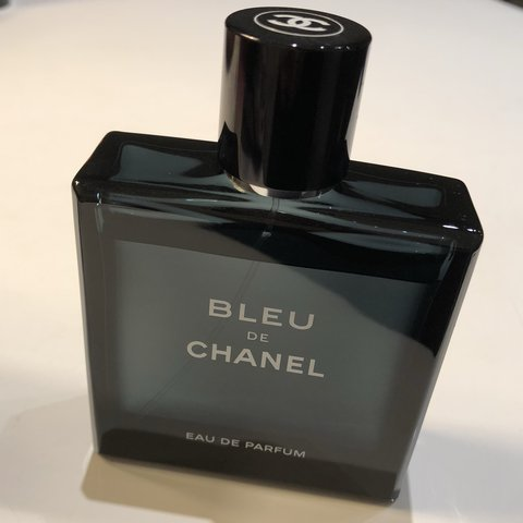 Chanel Bleu De Chanel Eau De Parfum 100ml A Nearly New Of Depop