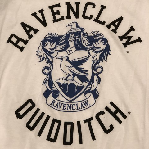 874a23e50db @victorialancet. 10 months ago. Tampa, United States. Ravenclaw Quidditch  shirt!