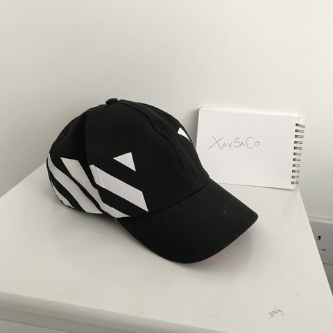21d7a4f7 @xavsaco. last year. London, United Kingdom. Off-White hat. 100% Authentic.