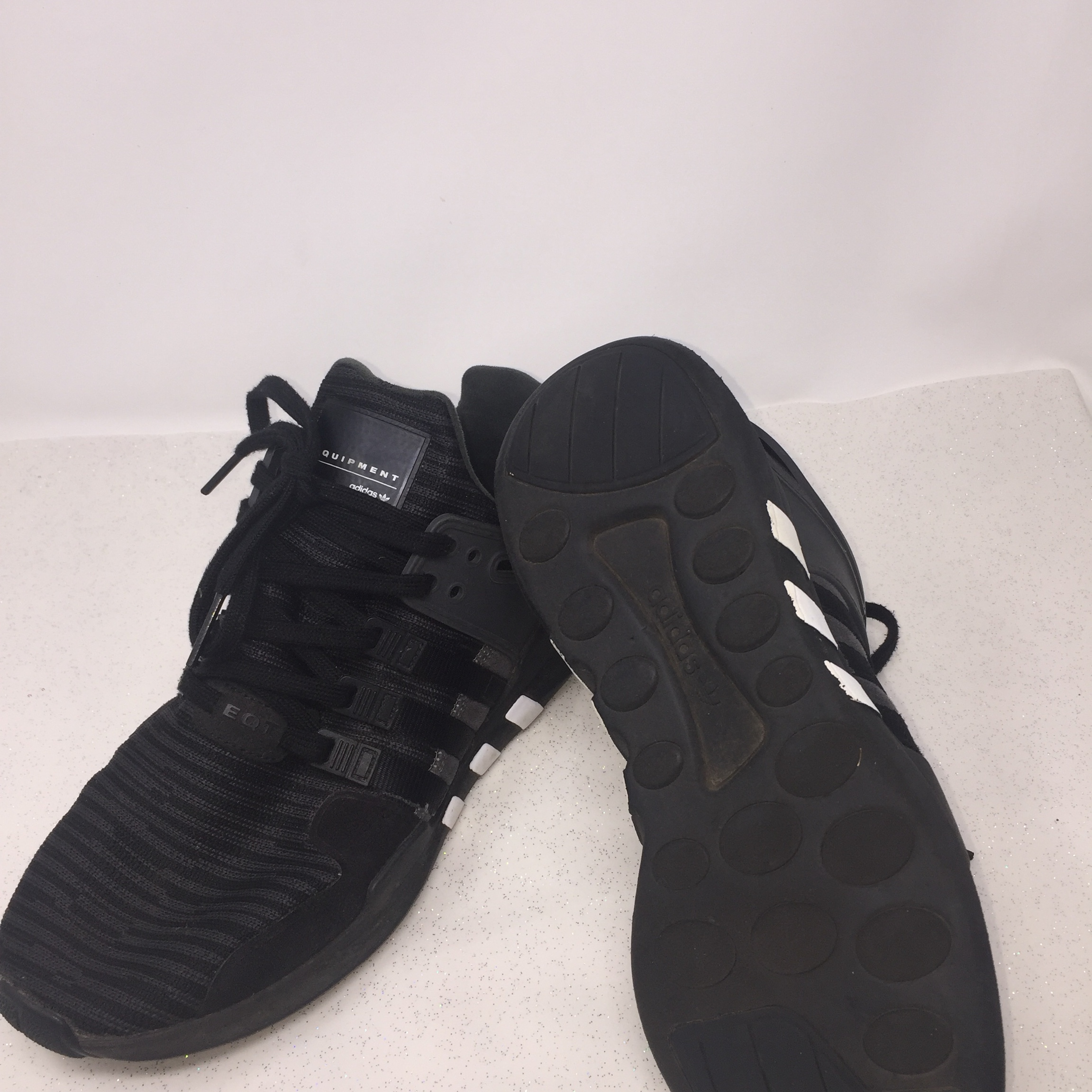 Adidas EQT Support ADV Core BlackUtility BlackDgh Solid Grey Shoes
