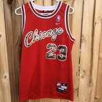 07f5495b0 XL Jimmy Butler bulls jersey Great for DARTY season with - Depop