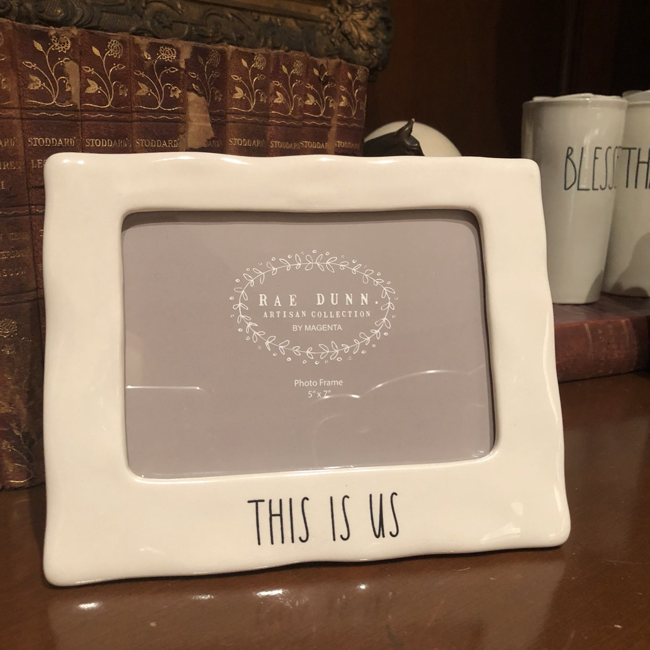 Rae Dunn This Is Us Picture Frame Brand New With Tags My Depop