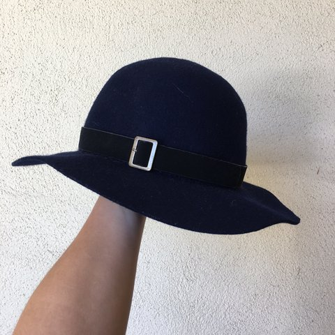 eb9c9d61 @adri_nanaa. last year. Los Angeles, United States. Navy Blue Panama Hat ...