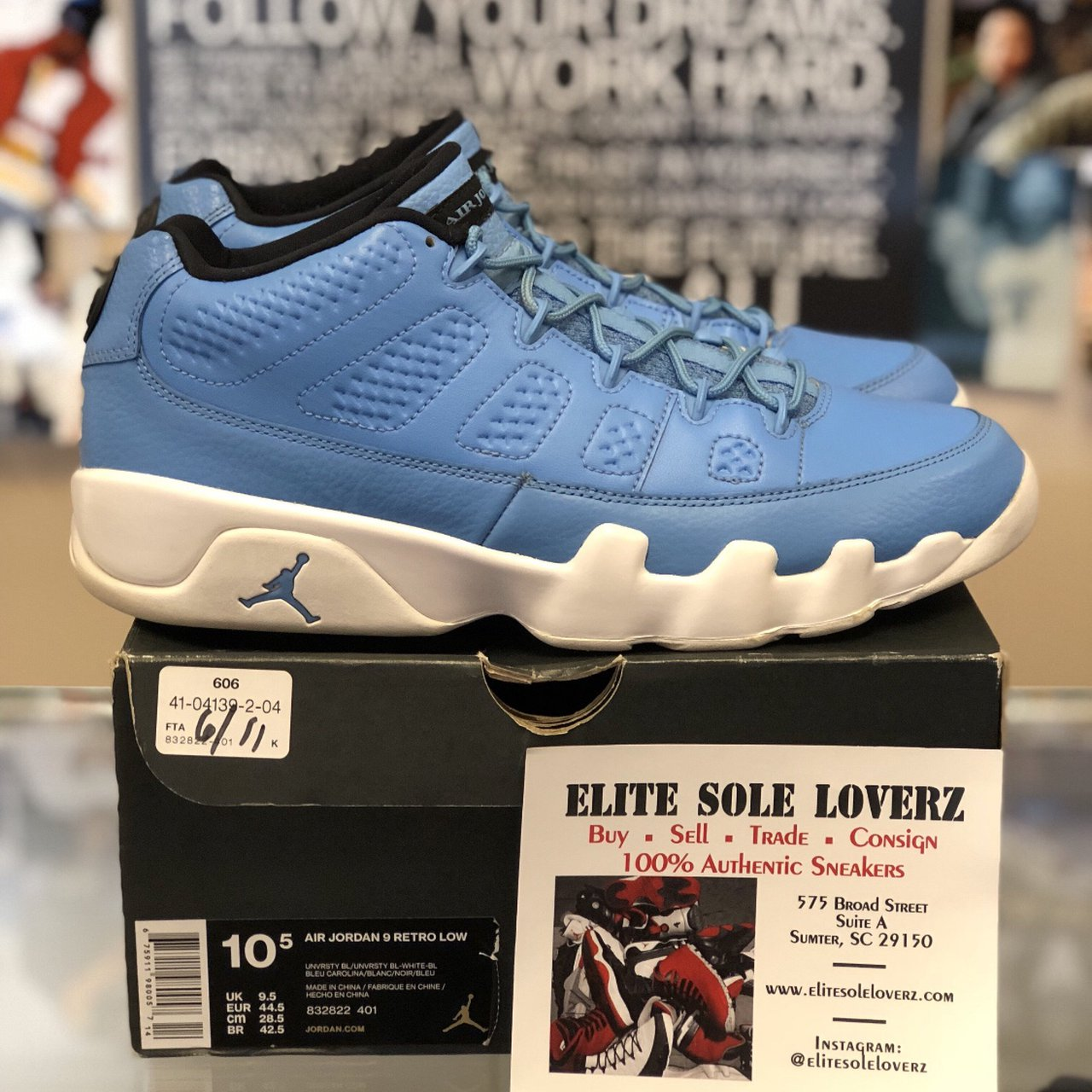 lowest price 0acf1 20761 ... amazon air jordan 9 low pantone size 10.5 pre owned comes with og depop  96cf6 13ce6
