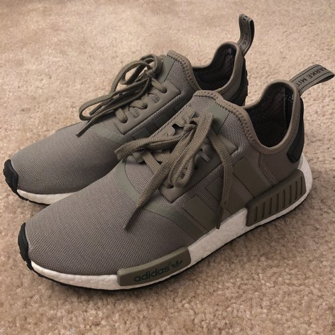 aa2069205cd0a NMD R1 Trace Cargo BA7249 100% authentic without box. a of - Depop