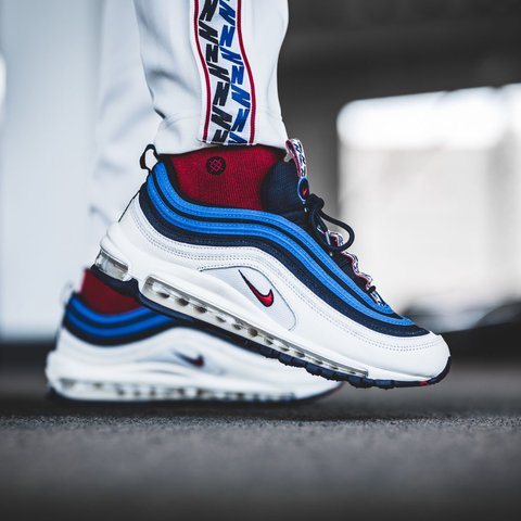 350a730ce3 @solez. last year. Slough, United Kingdom. NIKE AIR MAX 97