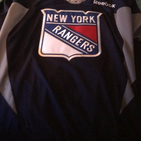 46d02684b @adknyrangers24. last year. Carlsbad, United States. New York Rangers  practice jersey ...