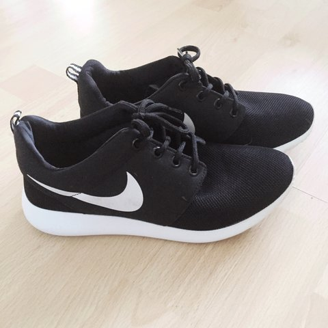 reputable site 7ad57 784c9 Replica of Nike  Roshe Run  trainers   the only difference a - Depop