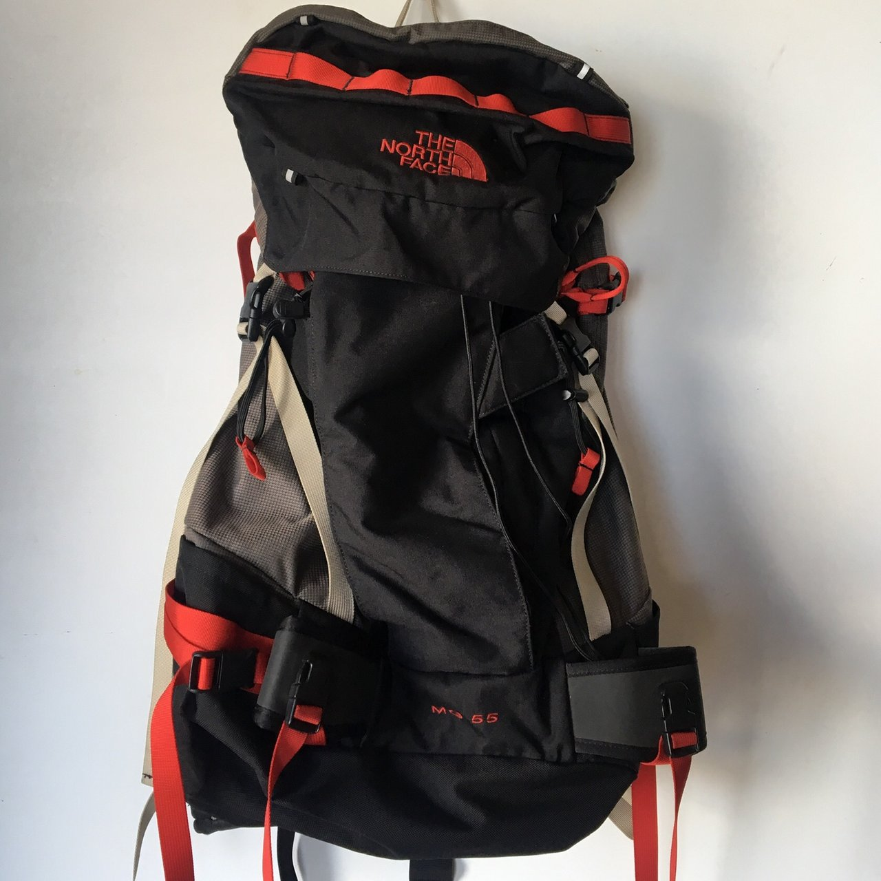bce050aee2 The North Face travel Backpack.
