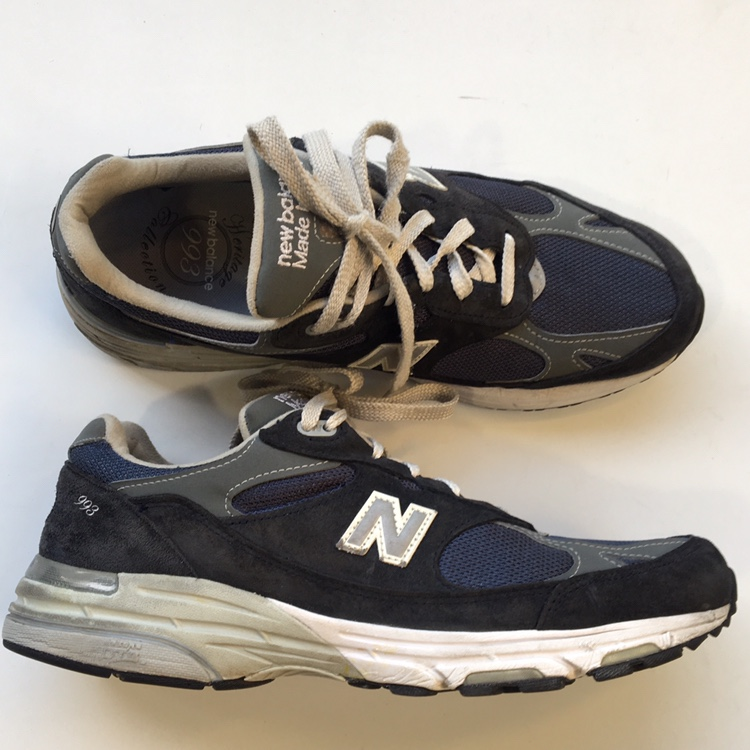 separation shoes 3d43f 9da82 New Balance 993 Narrow, may fit 11.5. Used condition ...
