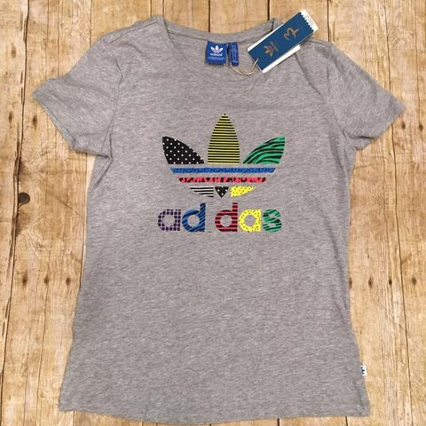 Adidas Originals Trefoil Tee Shirt New With Tags Size Depop