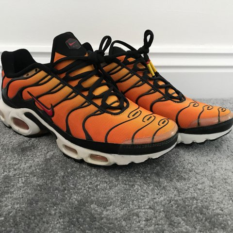 fa74fa0a3b ... top quality nike air max plus tn uk8 without og box condition as in  depop e2e60